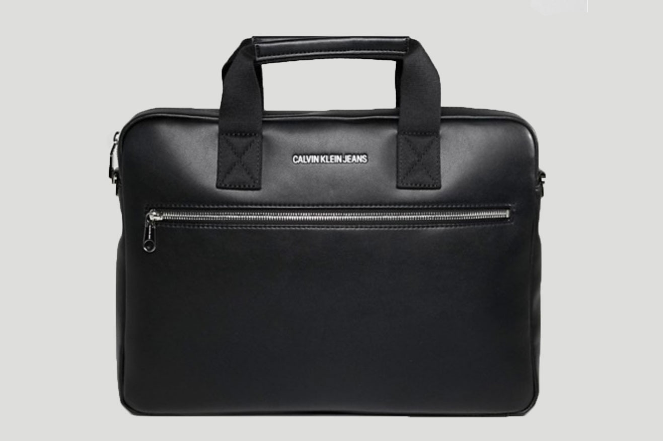 Calvin Klein Jeans Smooth Essential Laptop Bag