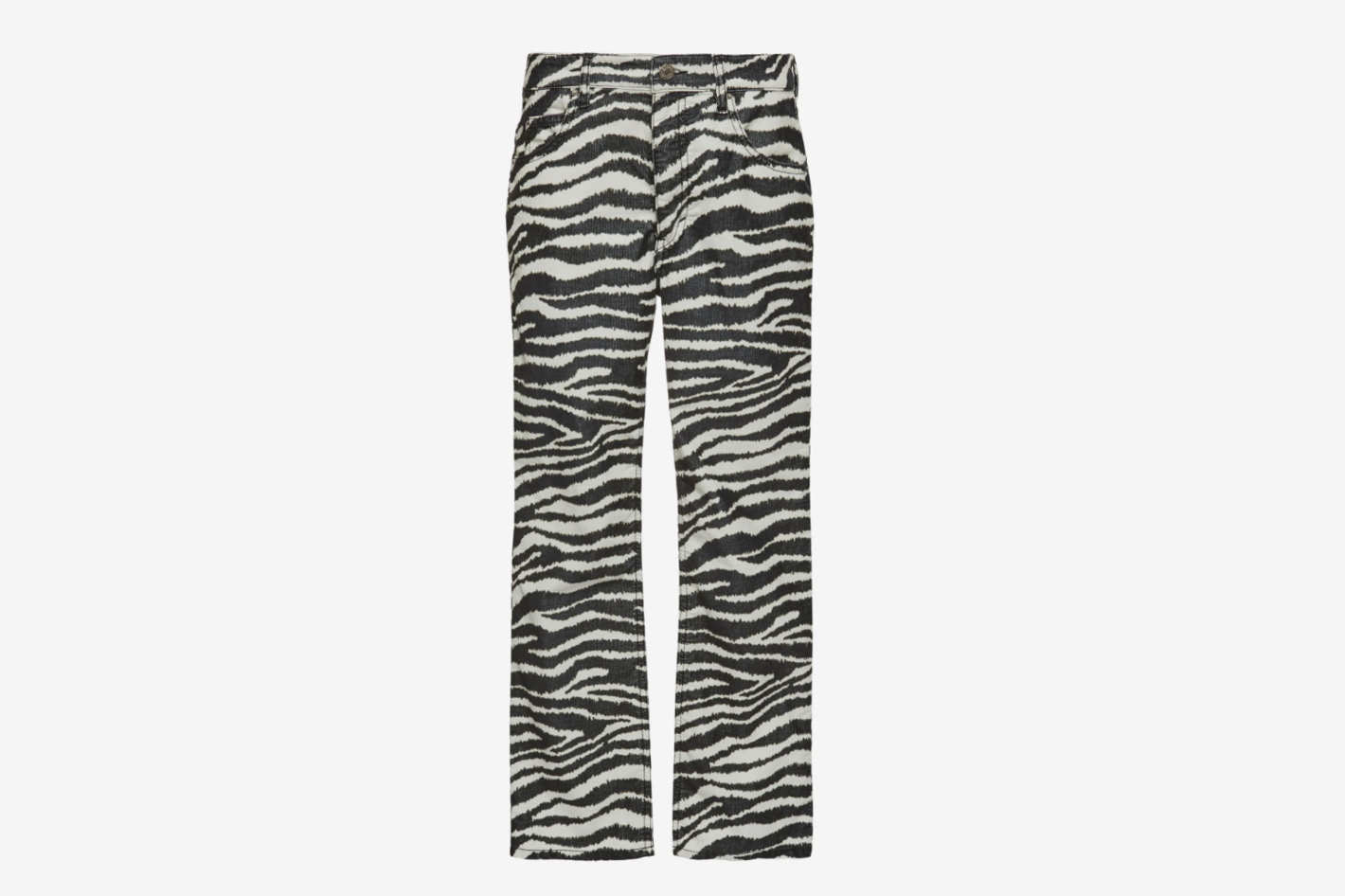Isabel Marant Étoile Apolo Animal-Print Stretch Pants
