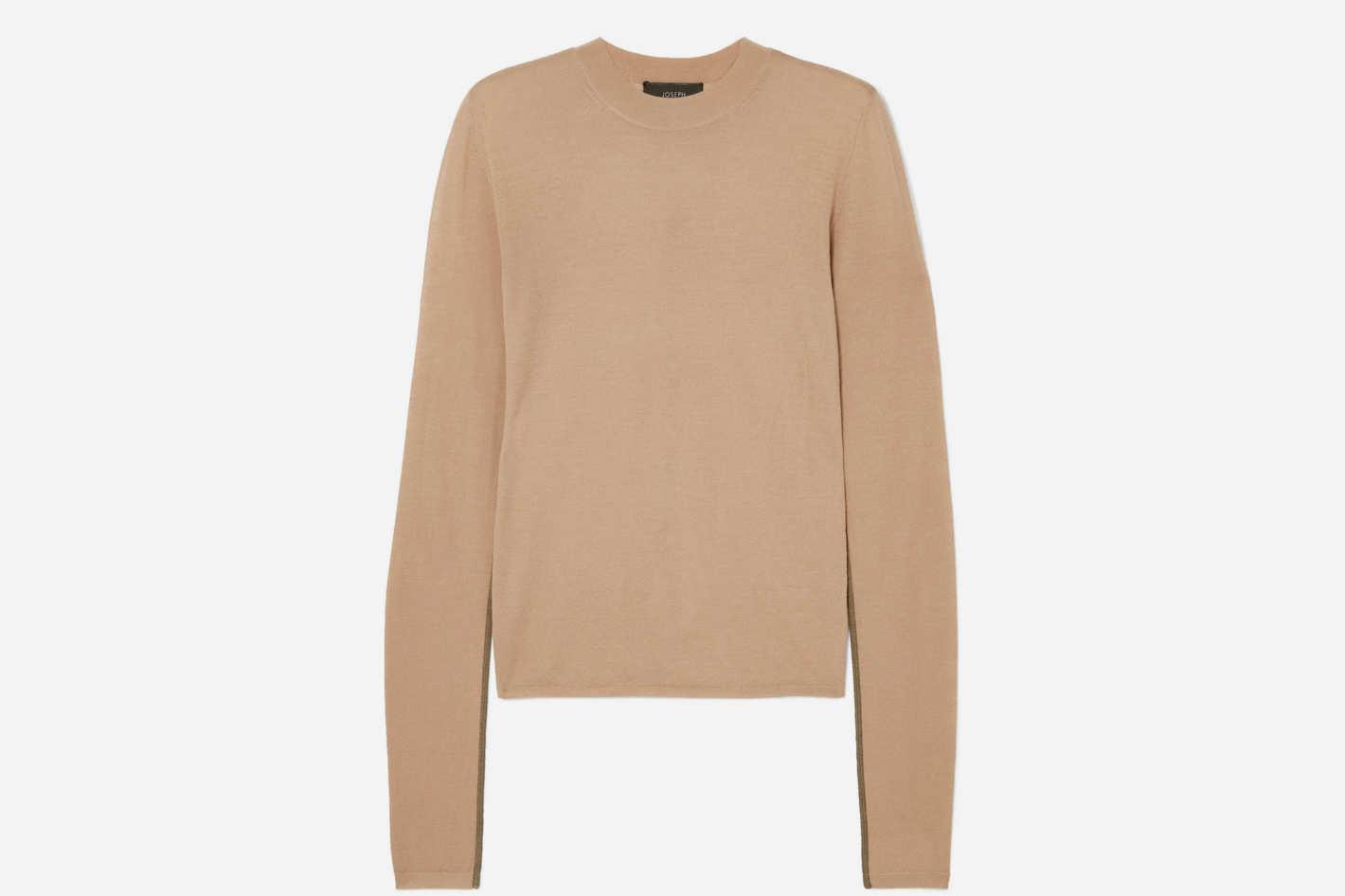 Joseph Merino Wool Sweater