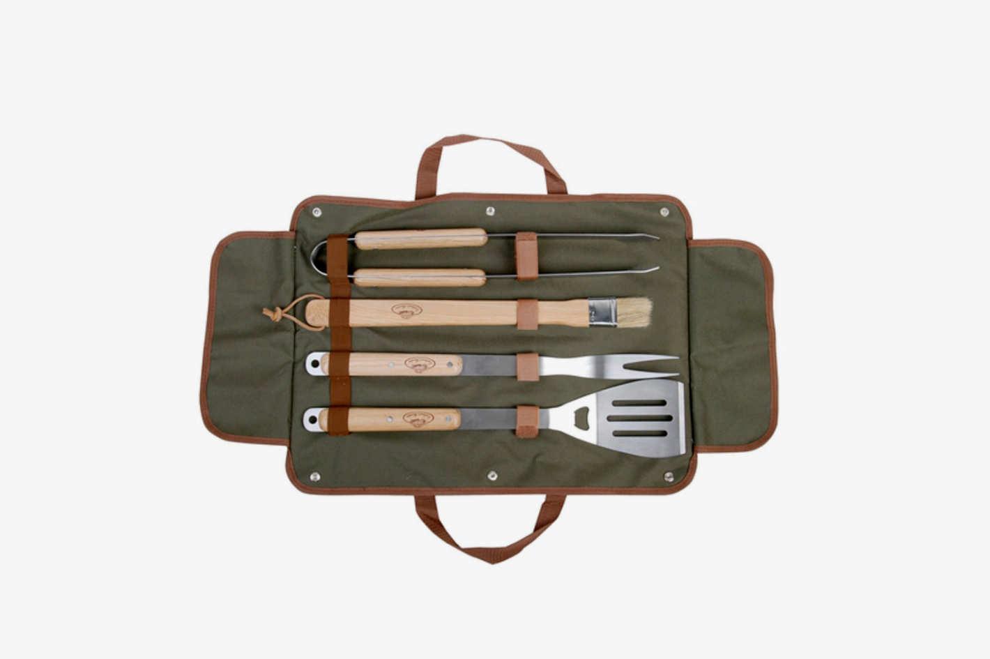 Esschert BBQ Tool Set