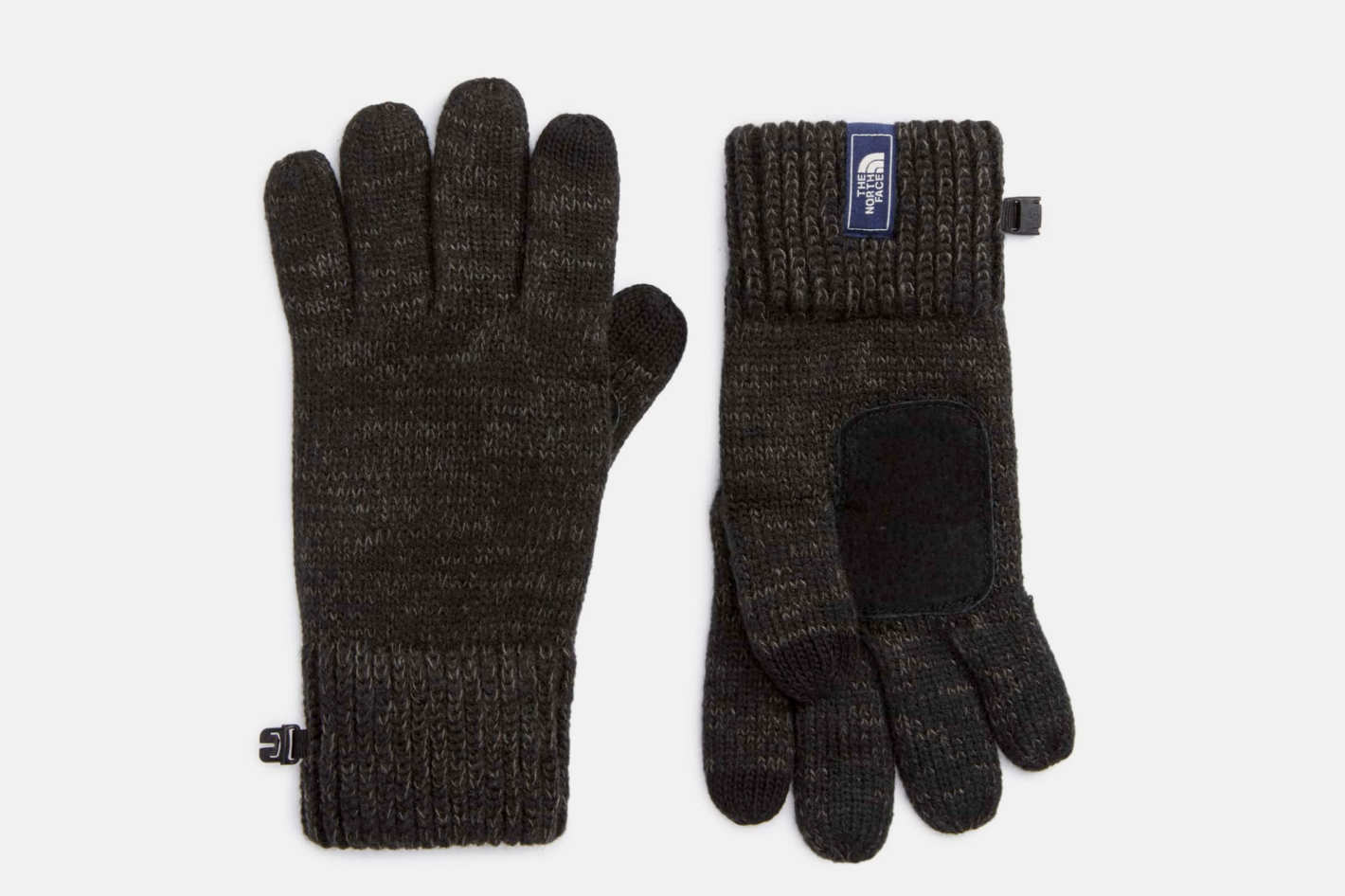 North Face Knit Tech Gloves