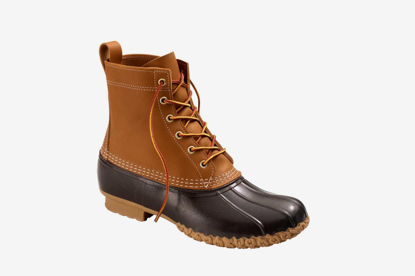 """L.L. Bean 8"""" Boots"""