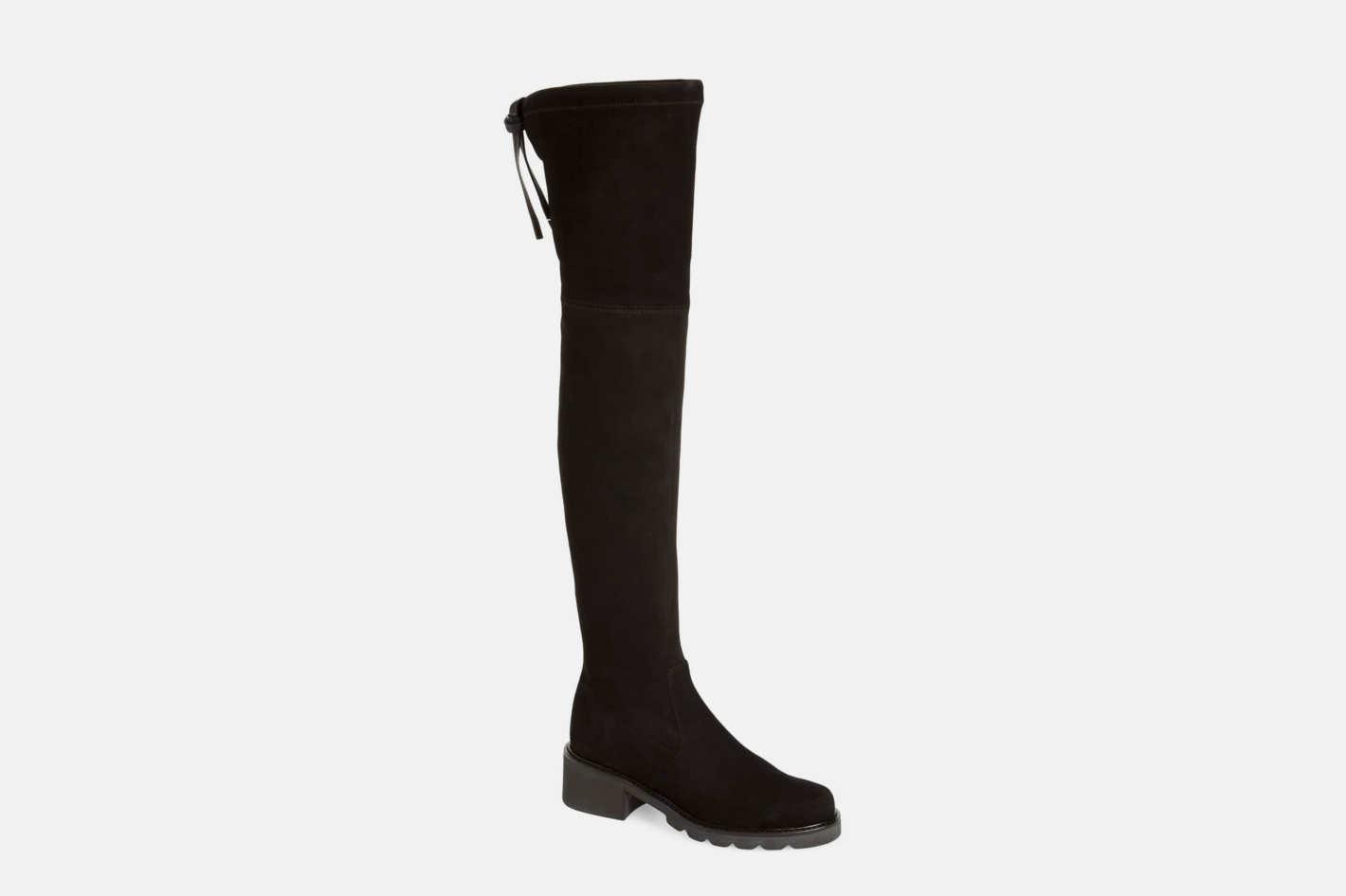 ca31fc55199 Stuart Weitzman Eldridge Over the Knee Boot WOMEN39S FASHION