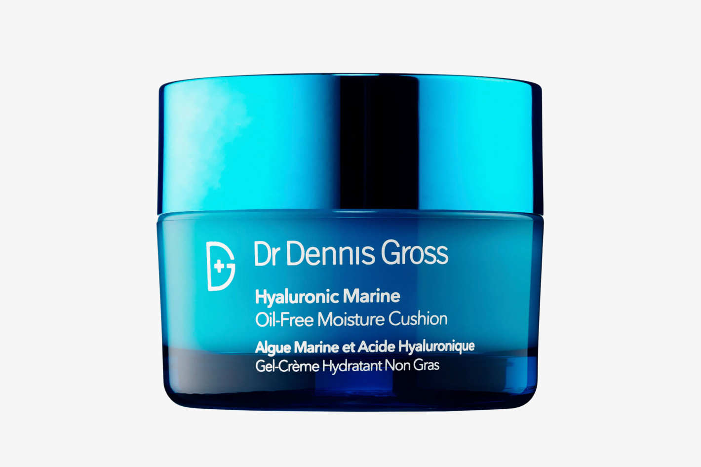 Dr. Dennis Gross Sephora Hyaluronic Marine Oil-Free Moisture Cushion