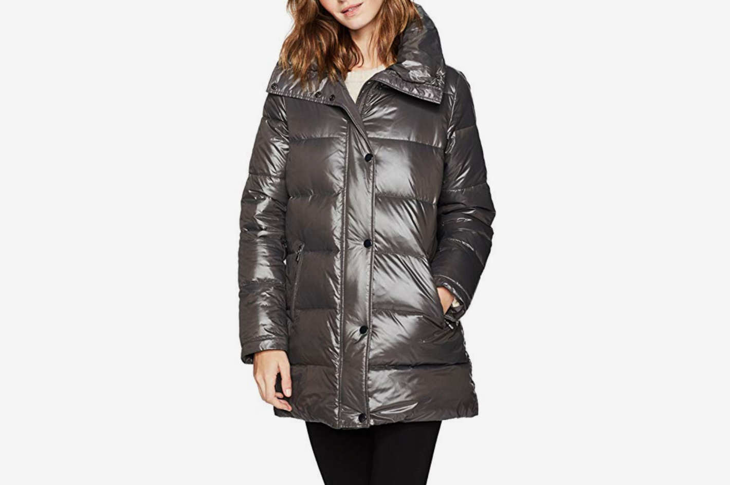 beb1e4238fb Haven Outerwear Women's Mid-Length Quilted Puffer Coat