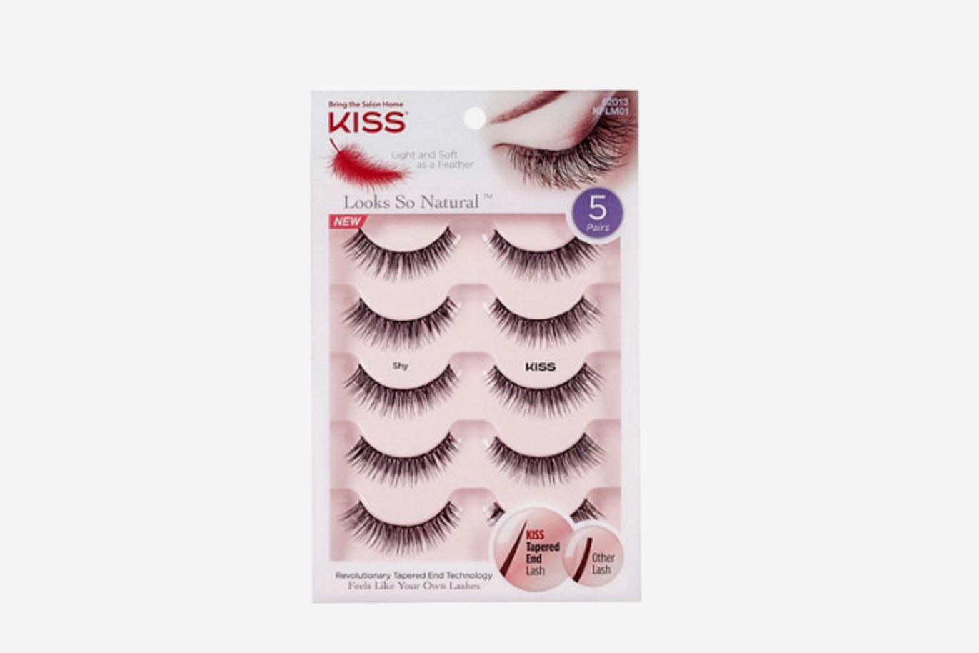 KISS Looks So Natural Lash Multipack