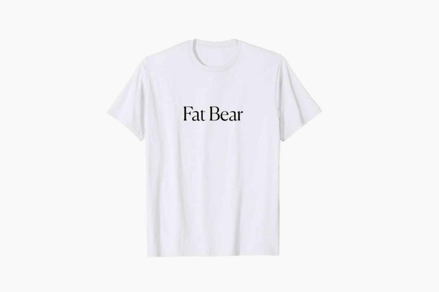 Fat Bear Tee