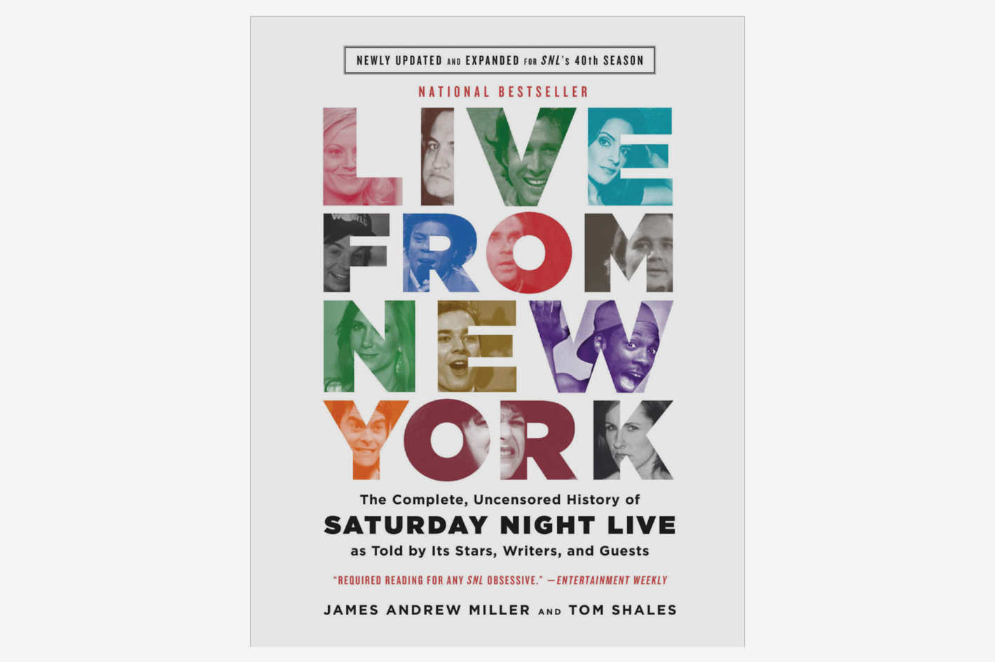 Live From New York: The Complete, Uncensored History of Saturday Night Live