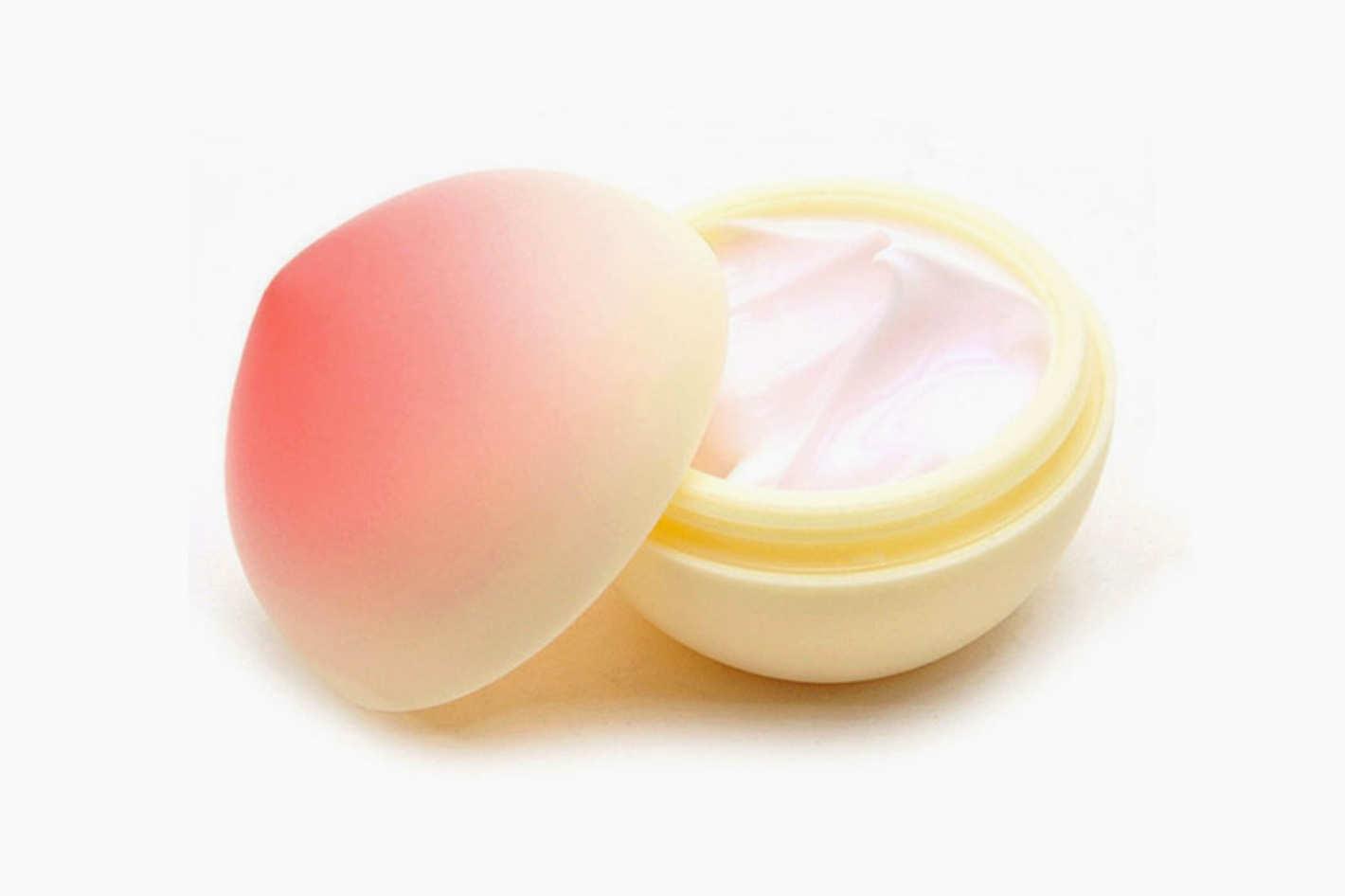 Tony Moly Peach Hand Cream