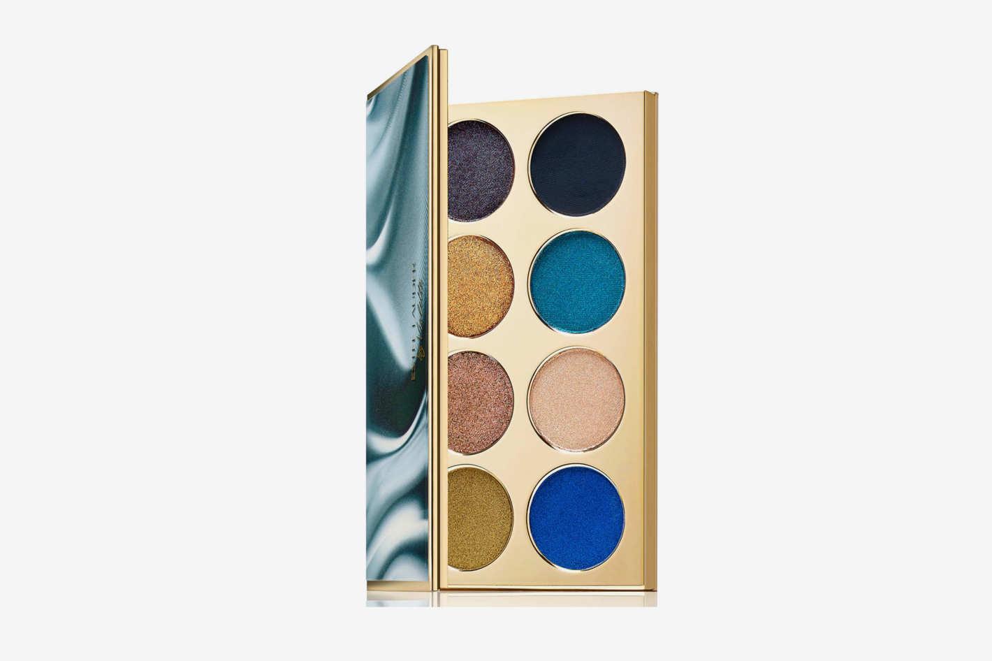 Violette La Dangereuse Eyeshadow Palette in Blue Dahlia