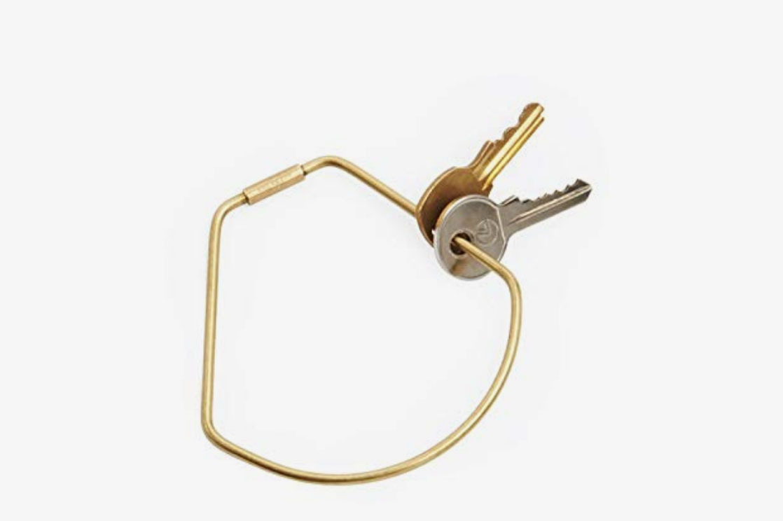 Contour Key Ring