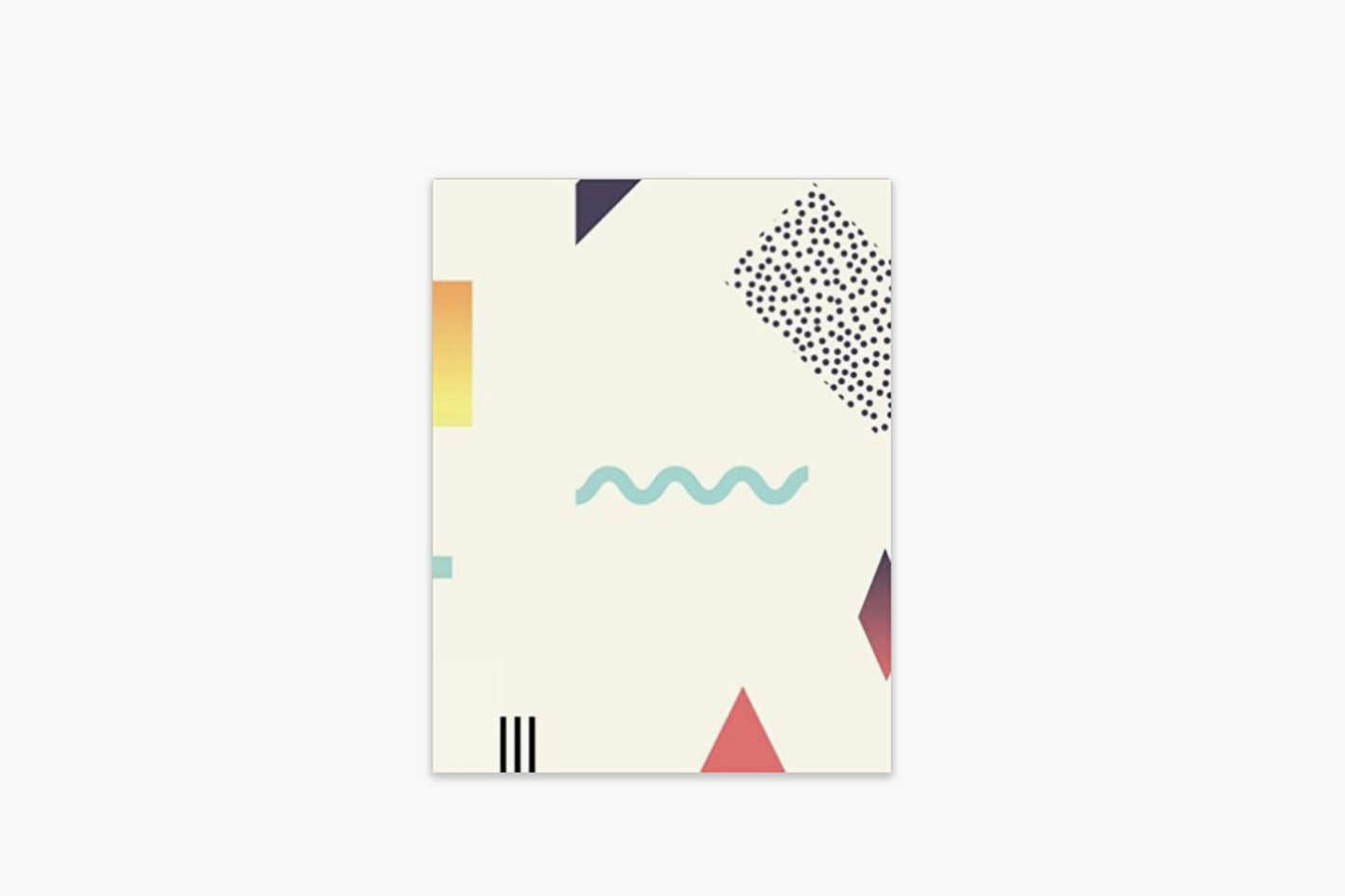 150-Page Minimal Monthly Weekly Daily Planner