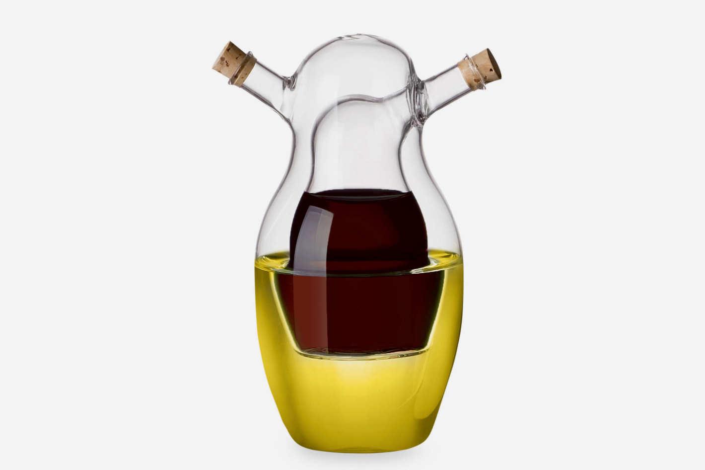 Oil & Vinegar Babuska Cruet