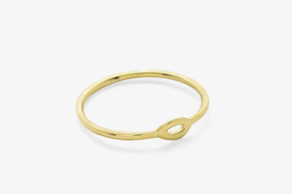 Ippolita 18K Gold Cherish Small Ring
