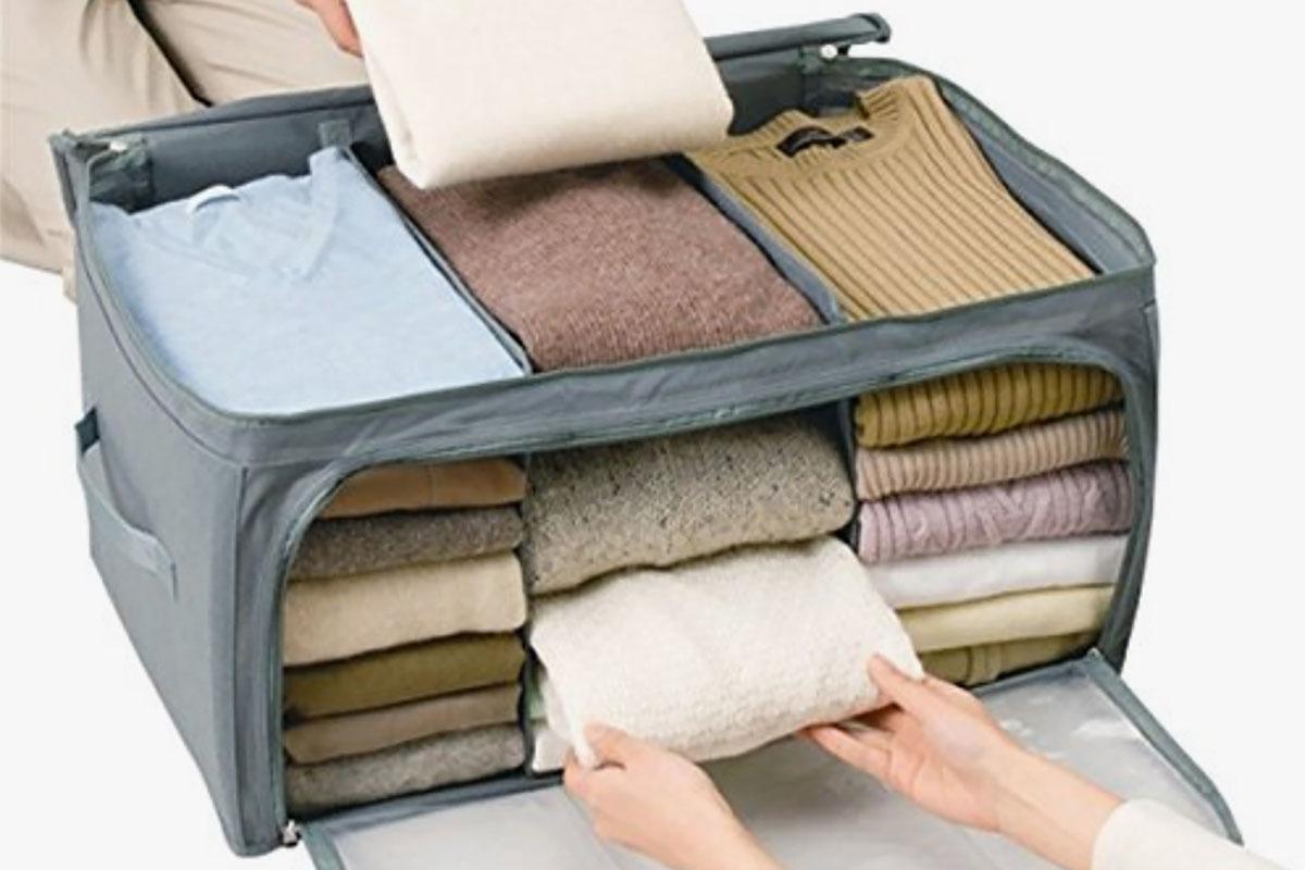 Janolia Clothes Storage Bag