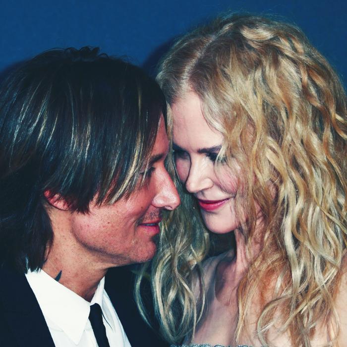 Nicole Kidman and Keith Urban.