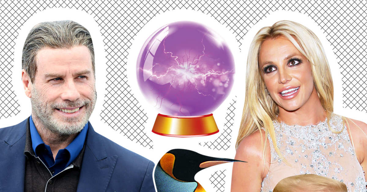 These Psychic Predictions for 2019 Will Make You Miss 2018