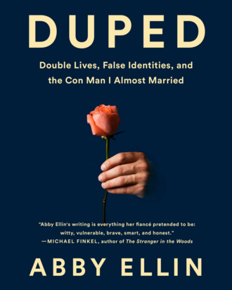 Duped book cover.