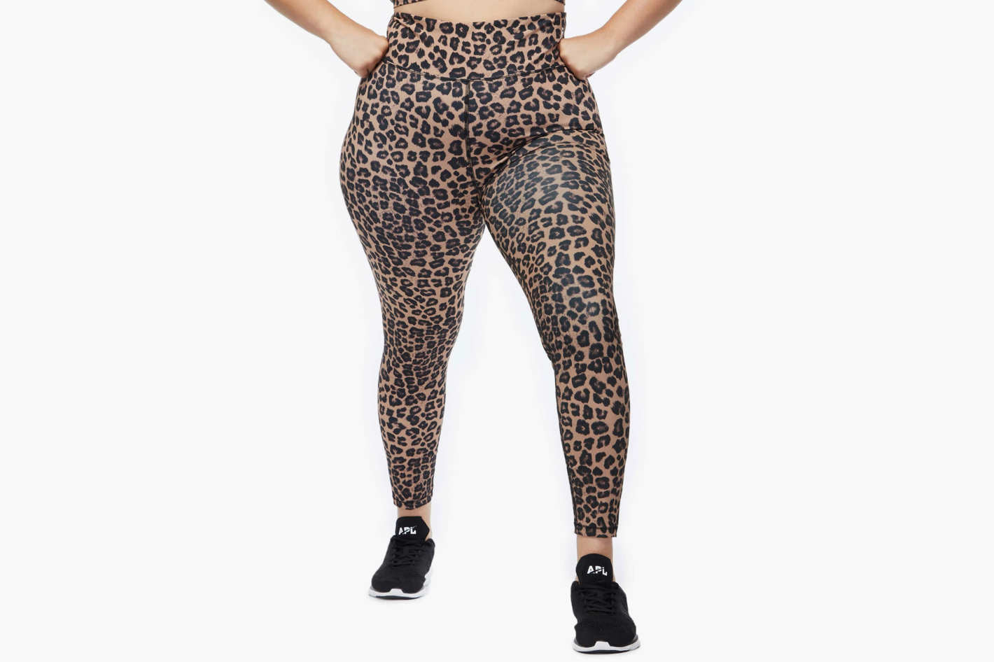 Good American Core Strength High Waist Leggings