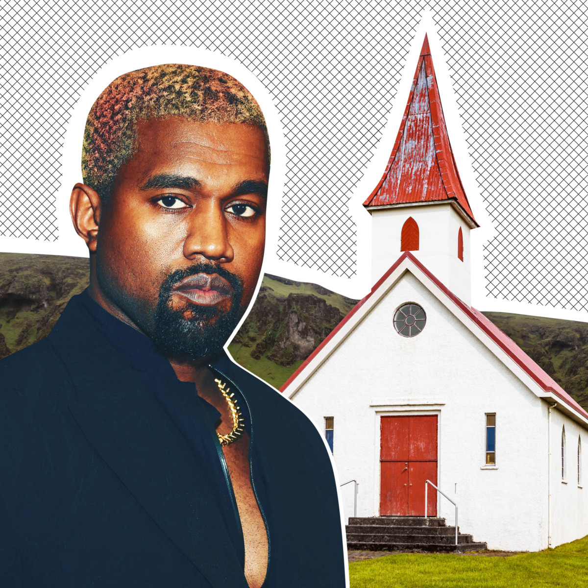 Does Kanye Weset Have a Church Service?