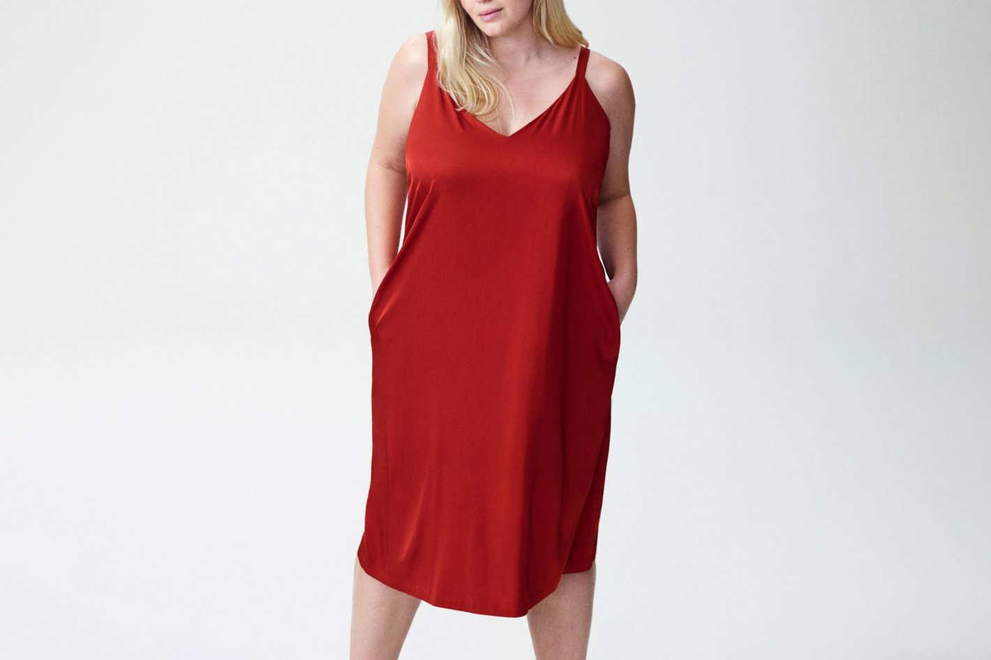 Universal Standard Damara Slip Dress