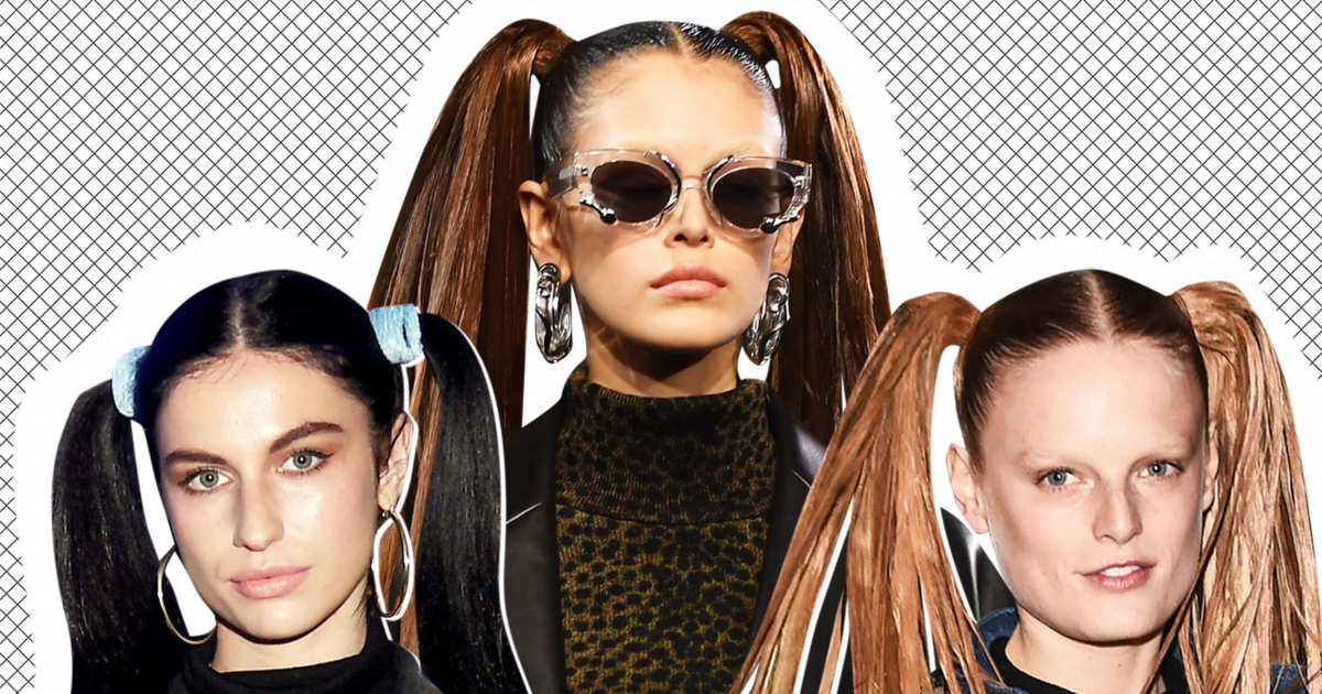 You Should Wear Pigtails In 2019