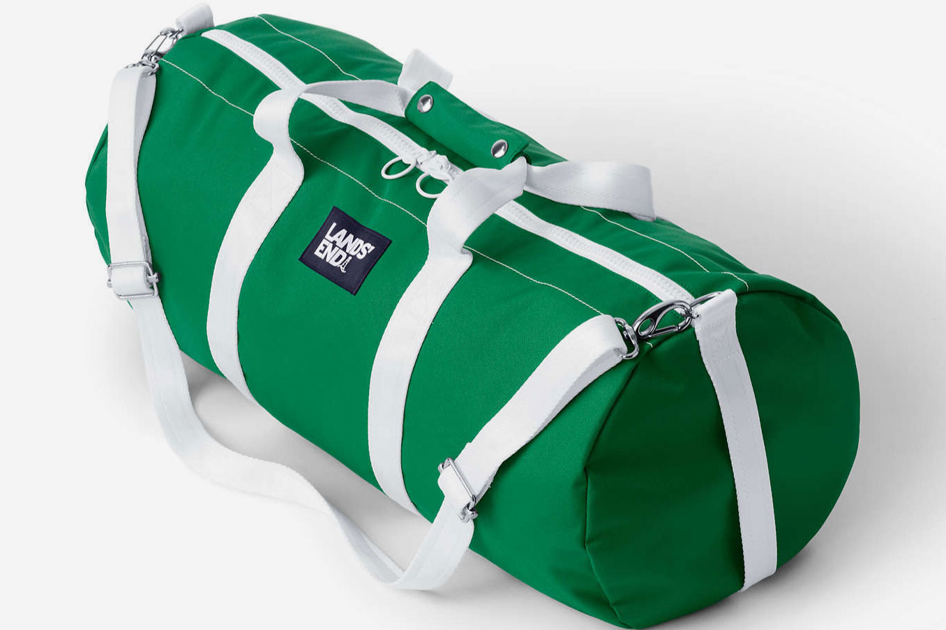 Lands' End Seagoing Duffle Bag