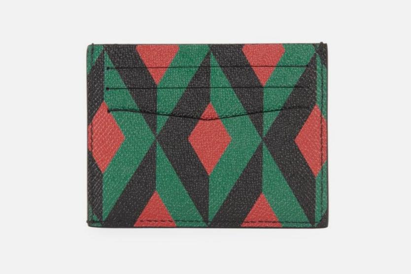 Dunhill Cadogan ET Leather Slip Card Case