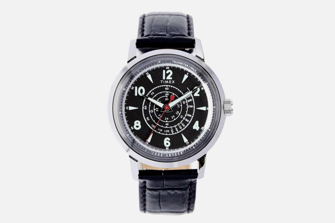 Timex Todd Snyder Beekman Watch