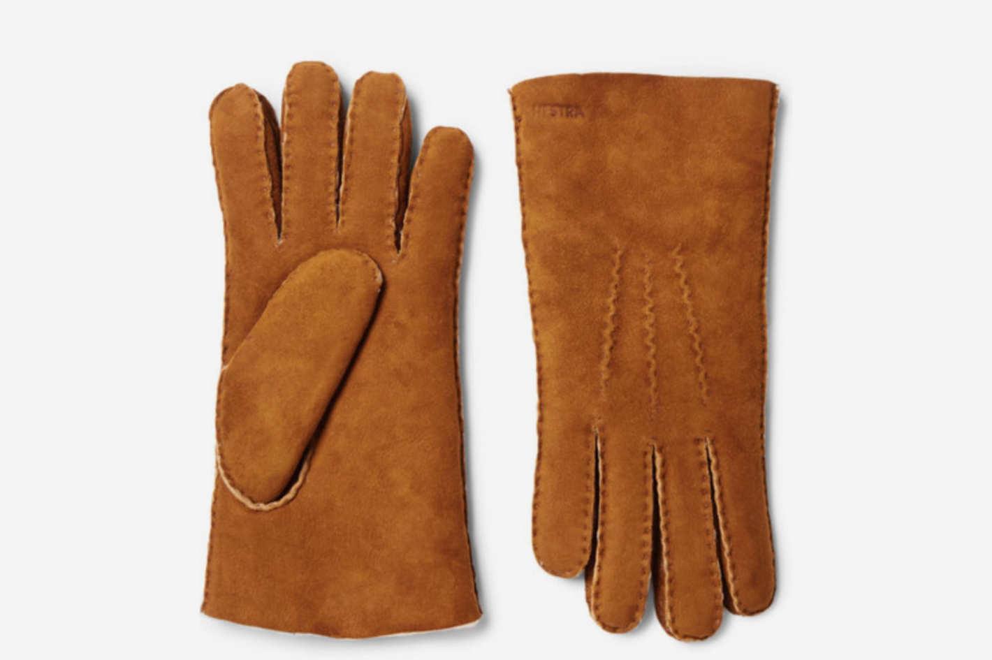 Hestra Shearling Gloves