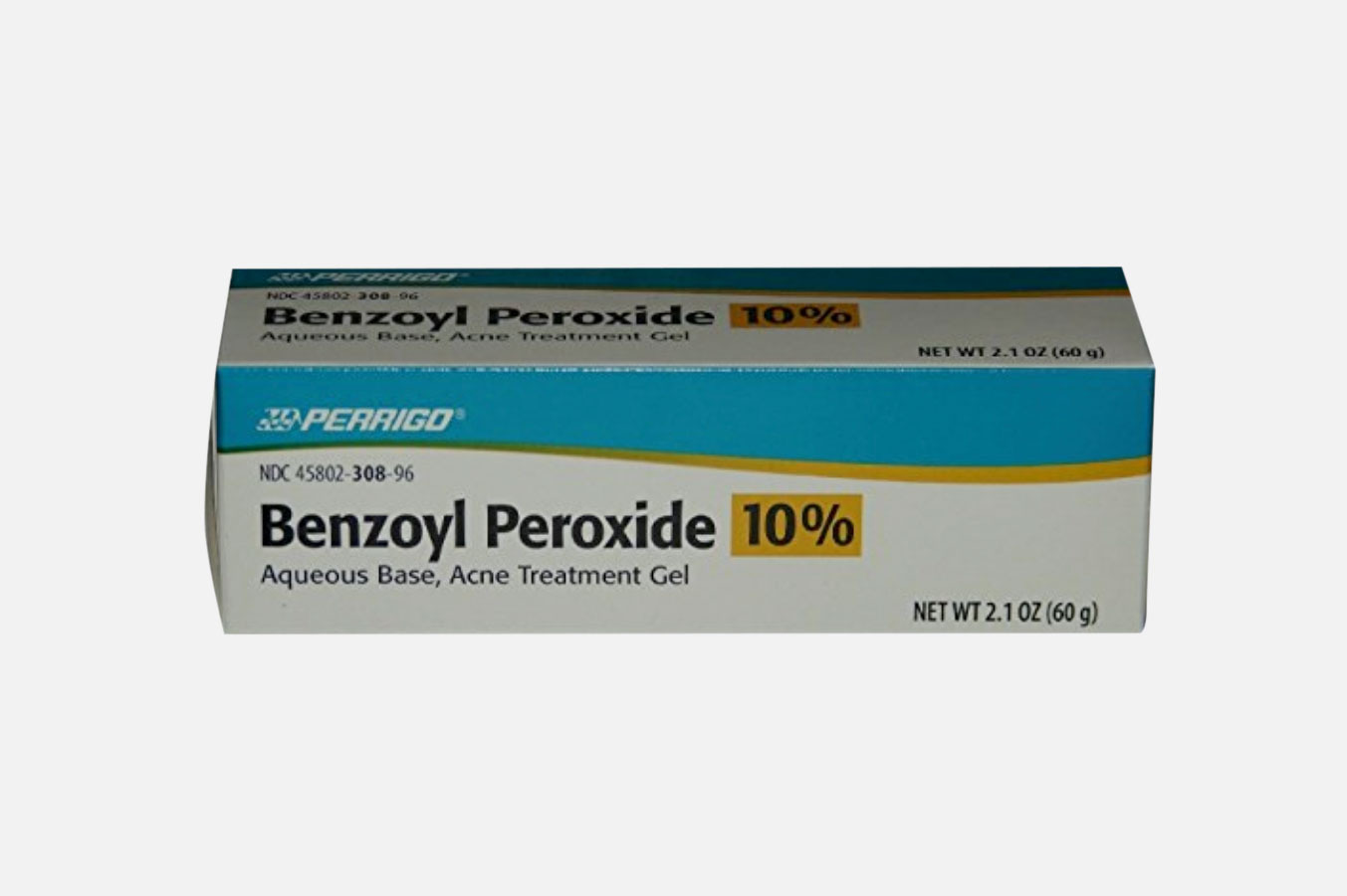 Perrigo 10% Benzoyl Peroxide Acne Treatment Gel