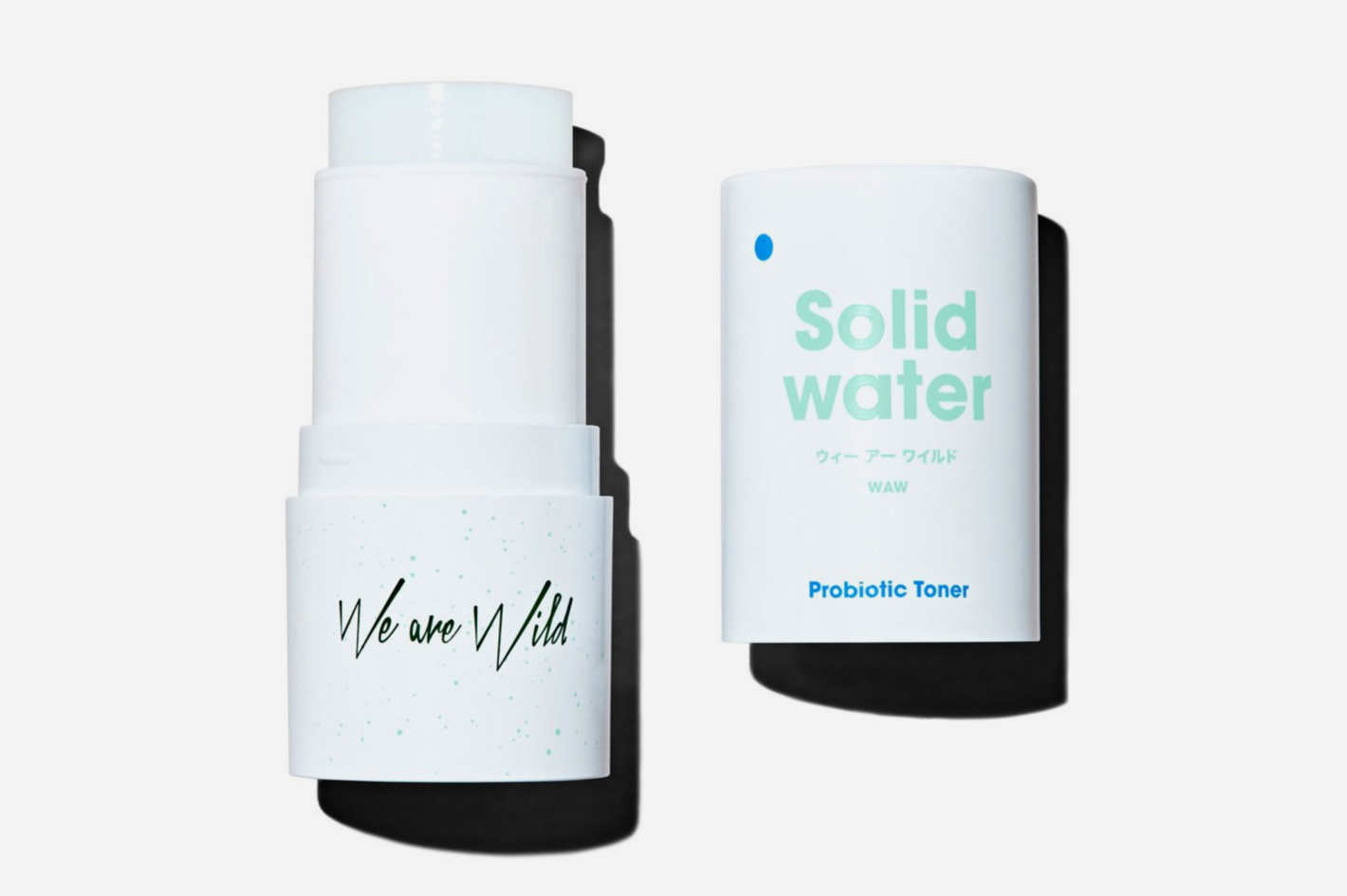 We Are Wild Solid Water Probiotic Toner