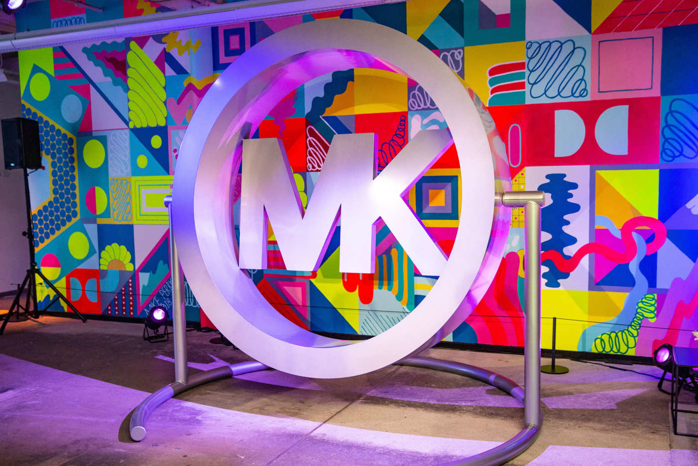 See MICHAEL Michael Kors' Dolby Soho Takeover