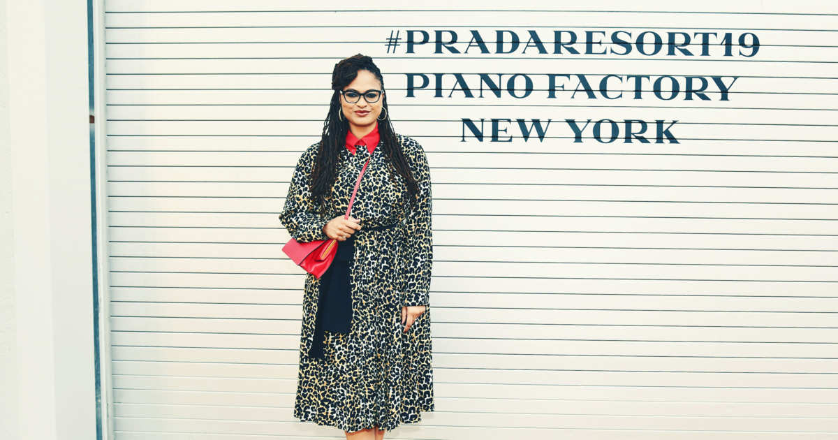 a7655bc1154 Prada Launches  Diversity Council  With Ava DuVernay