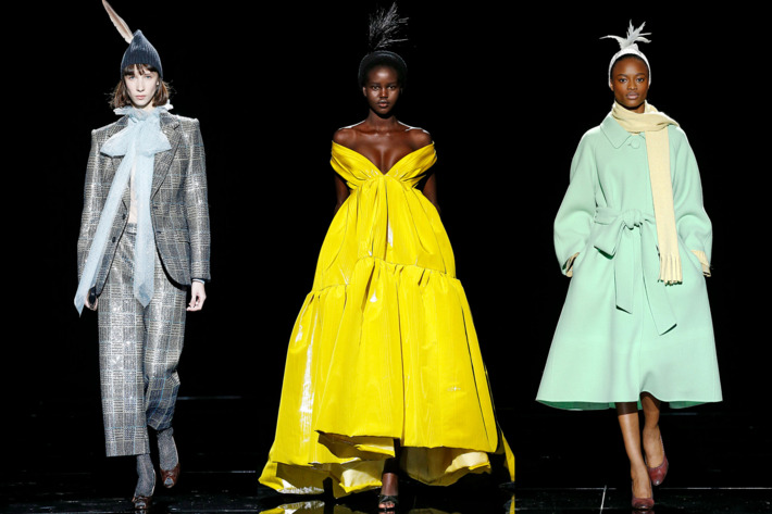 Cathy Horyn Fashion Review Fall 2019, Marc Jacobs