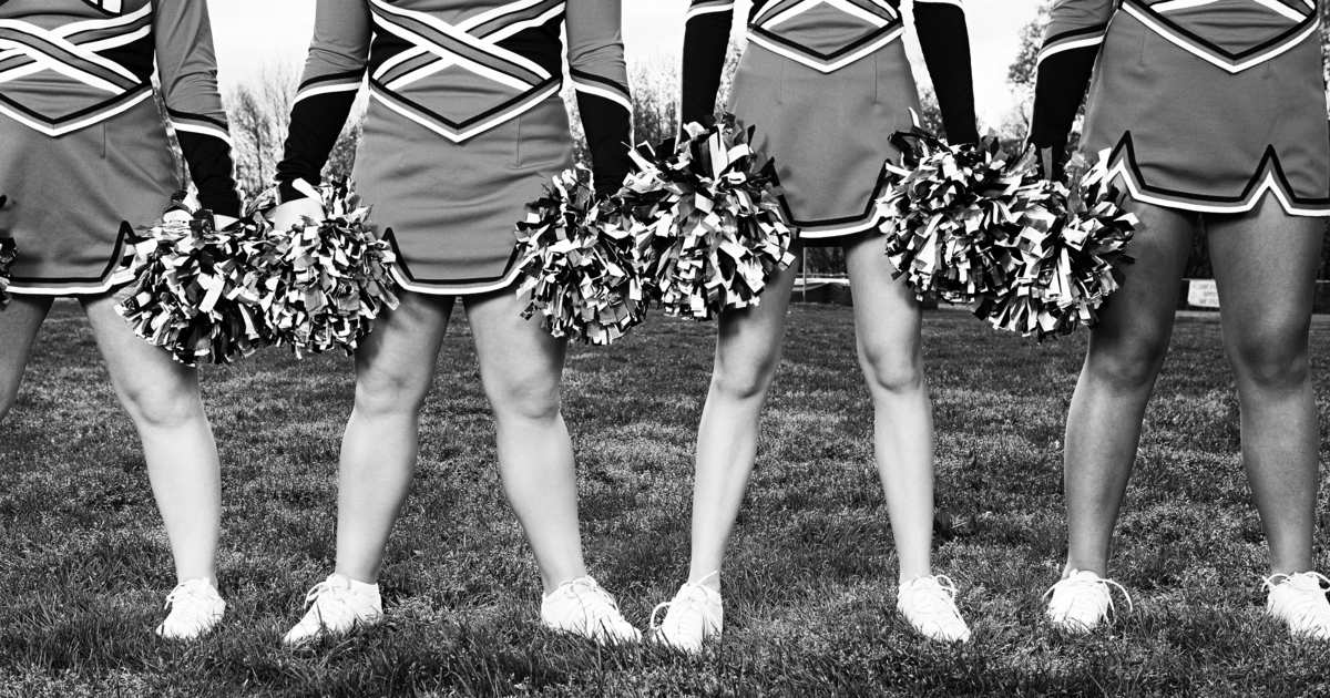 High School Cheer Team Under Fire for 'Big Booty' Awards
