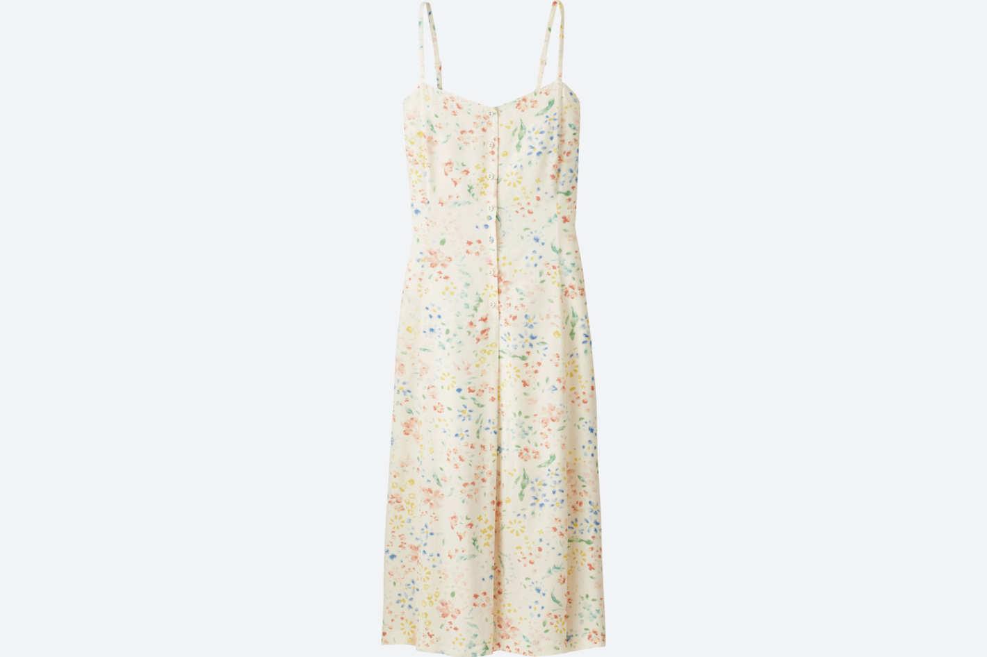 Women Georgette Camisole Dress