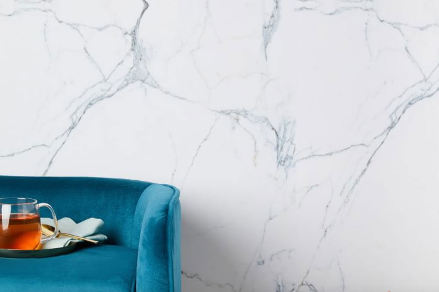 Casing Paper Carrara Marble Wallpaper