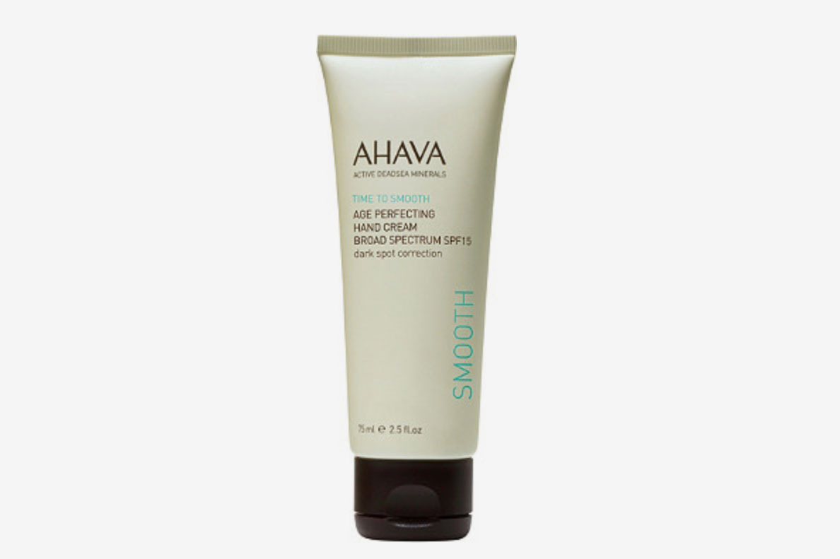Ahava Time To Smooth Age Perfecting Hand Cream SPF15
