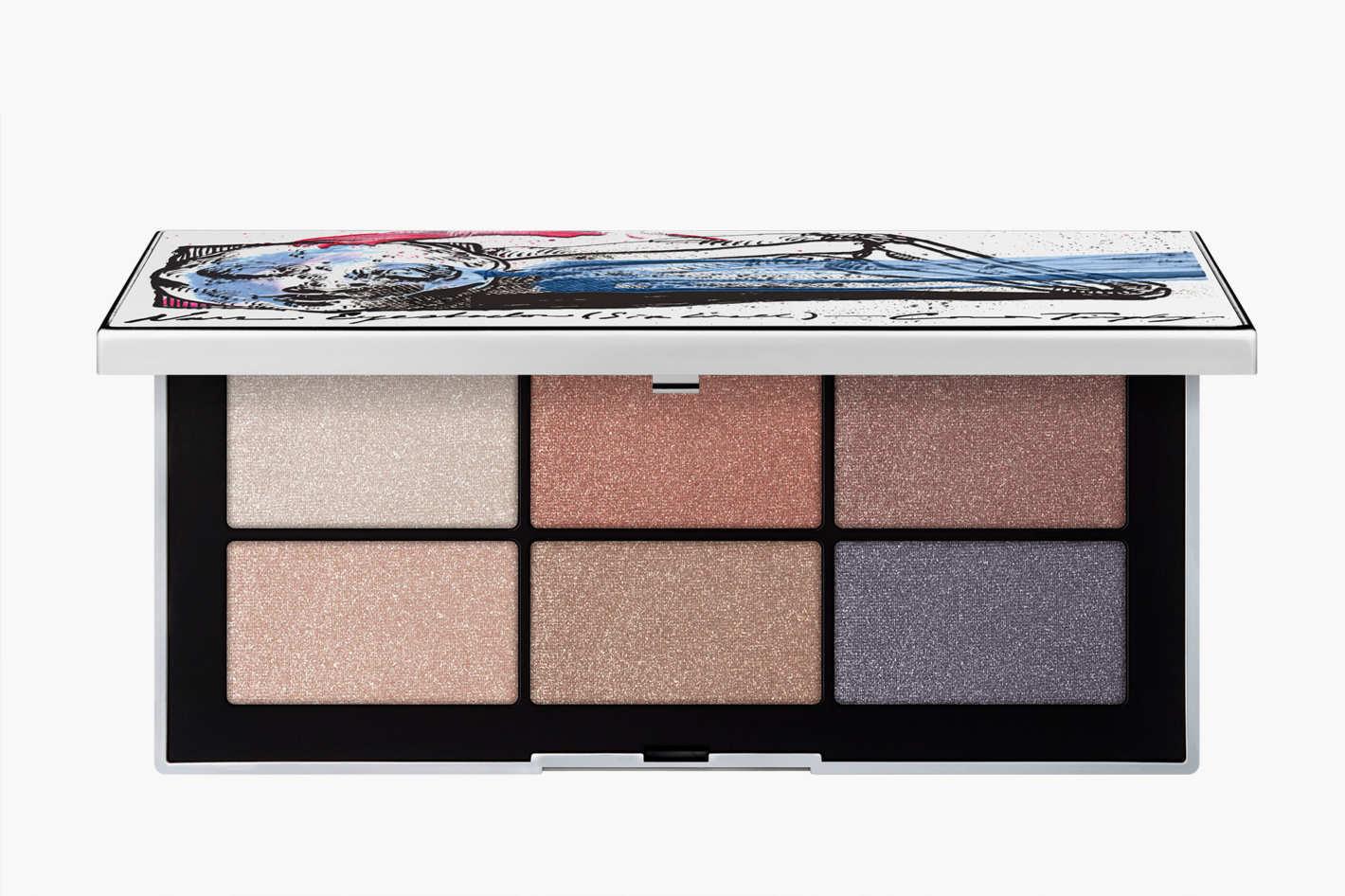 NARS x Connor Tingley Eyeshadow Palette