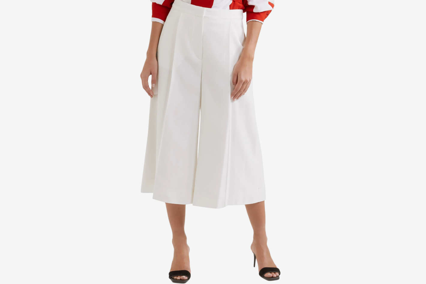 Stella McCartney Olivier Woven Culottes