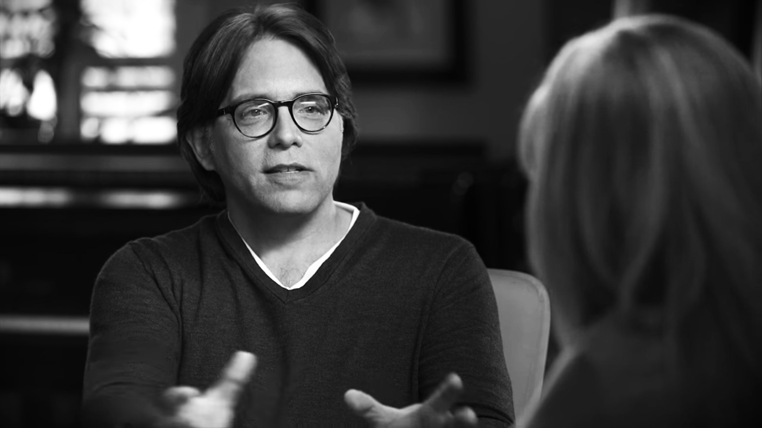 Leader of Alleged Sex Cult NXIVM Hit With Child Porn Charges