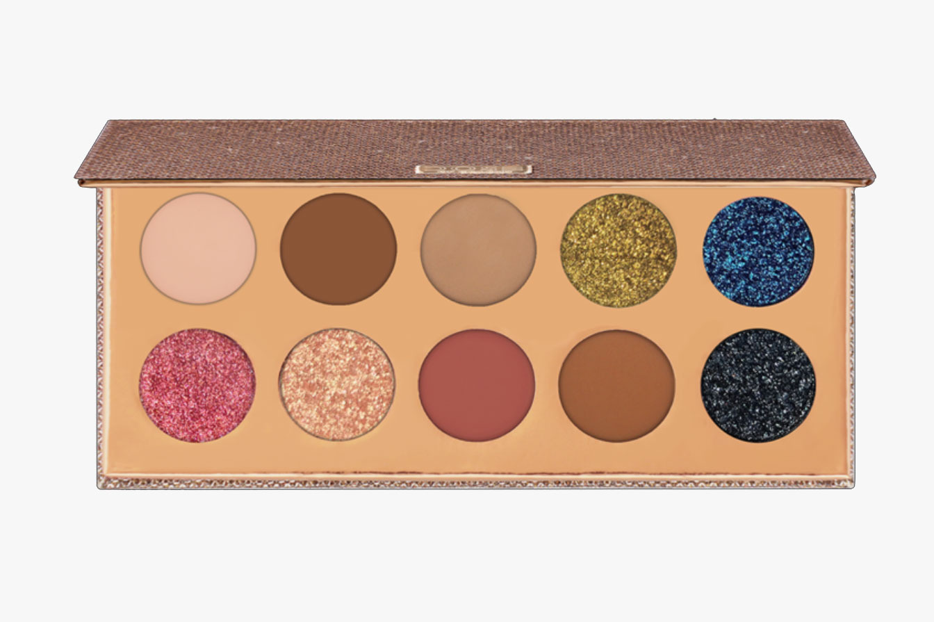 Dose of Colors Desi x Katy Eyeshadow Palette Friendcation