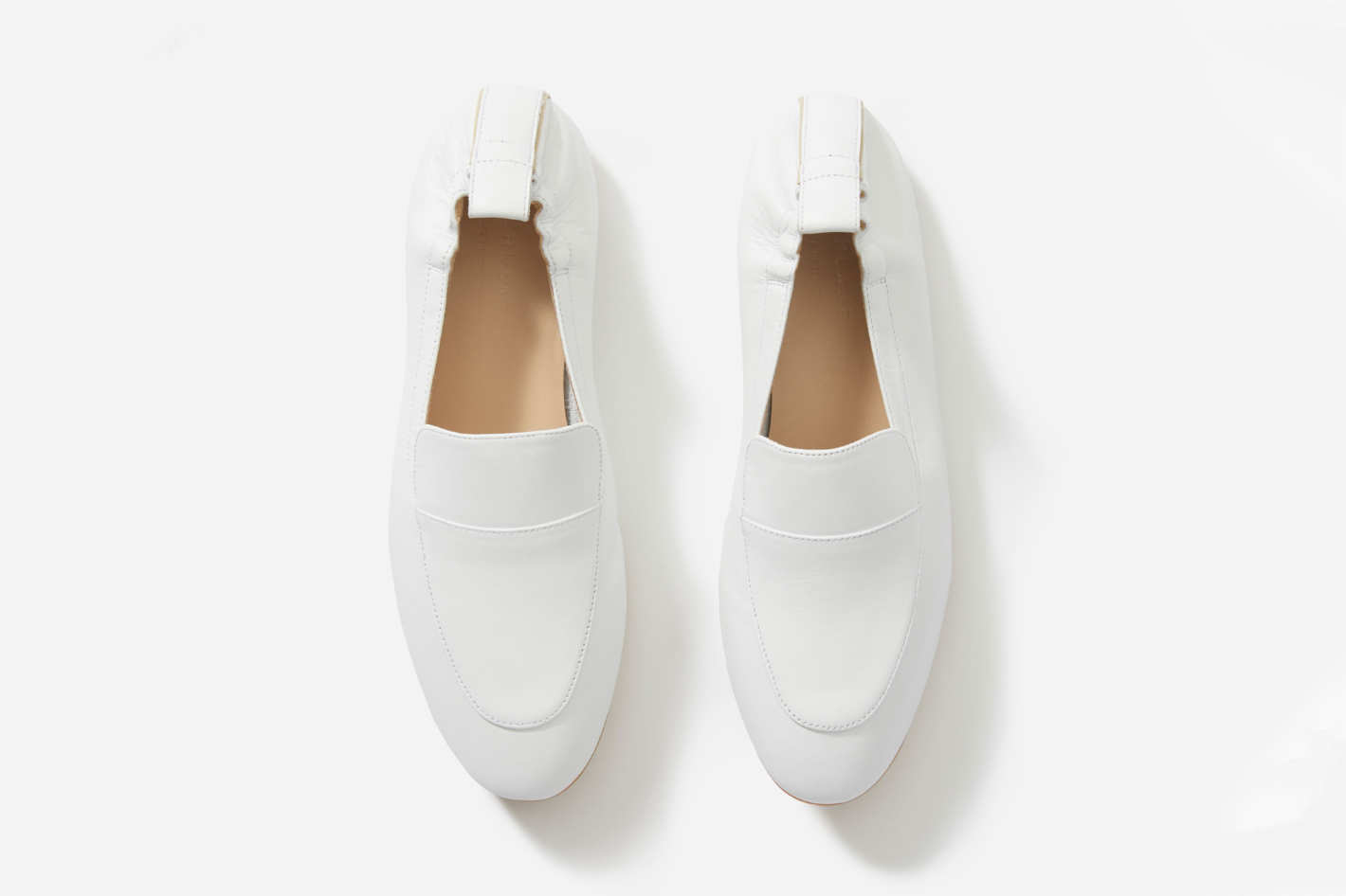 The Day Loafer in White