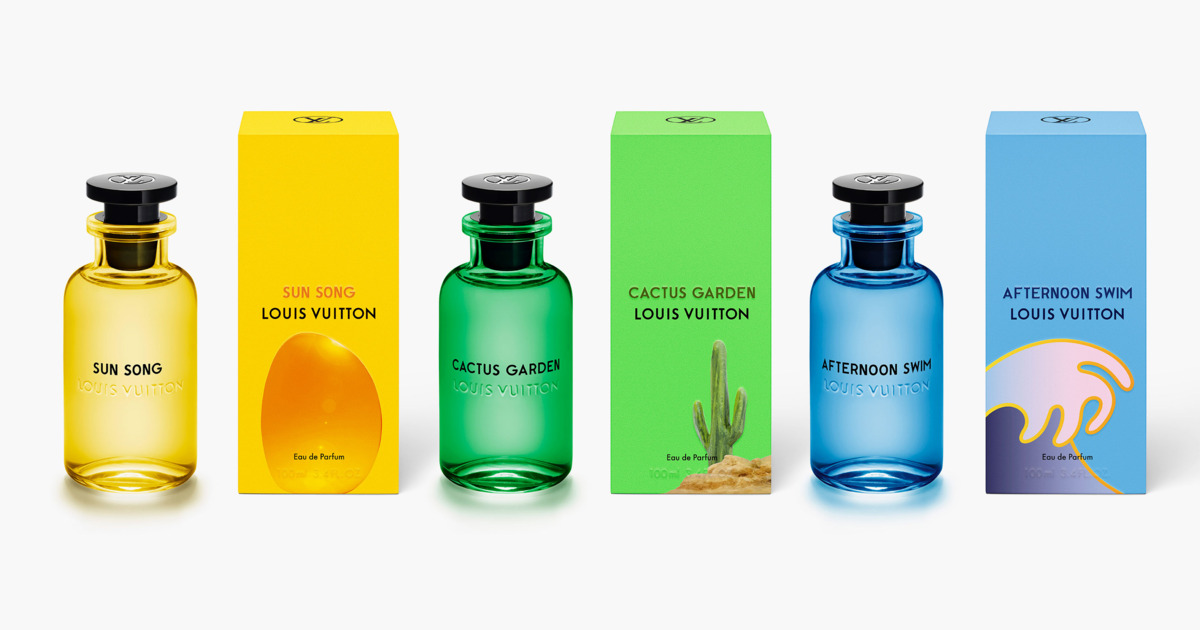 20dd28a148 Louis Vuitton Creates Its First Unisex Perfume Collection