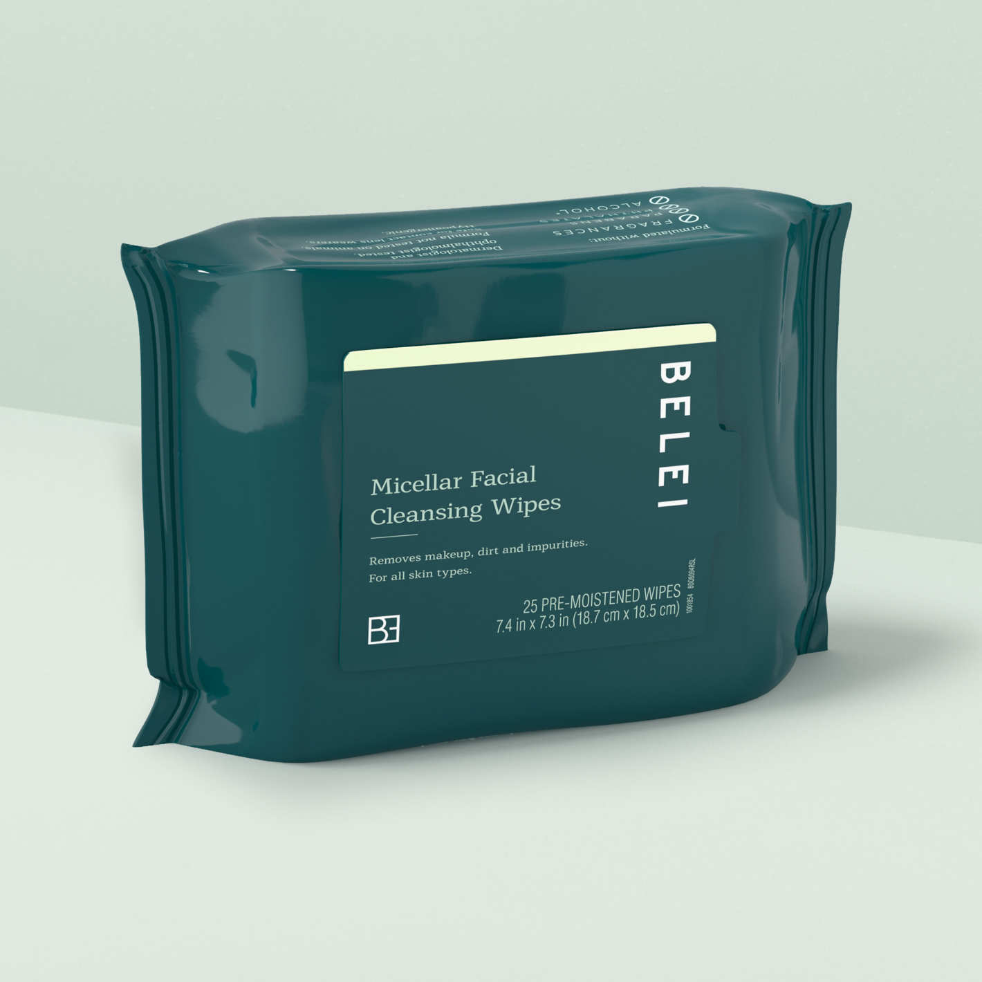 Belei Oil-Free Micellar Facial Cleansing Wipes