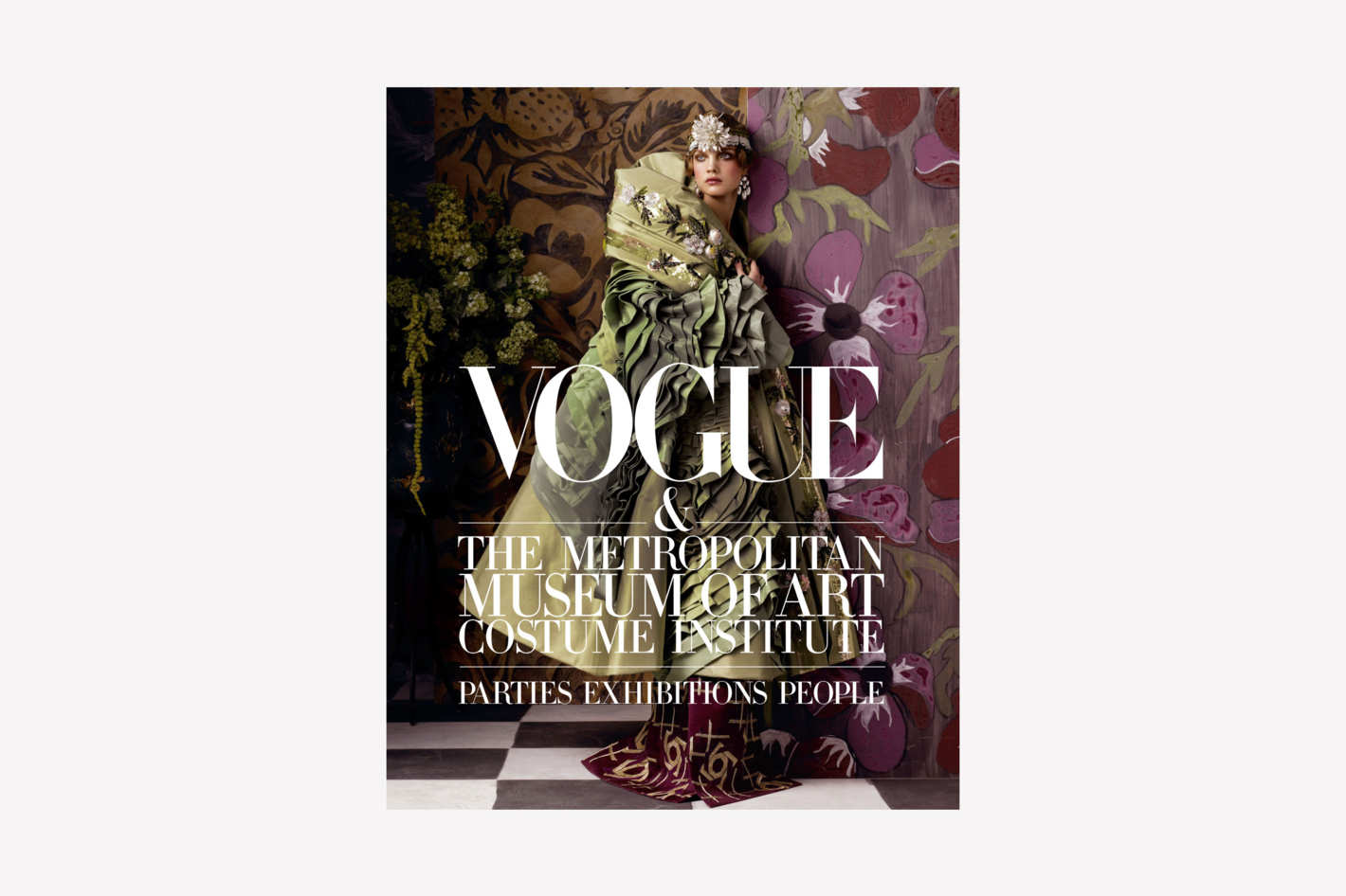 <em>Vogue and The Metropolitan Museum of Art Costume Institute: Parties, Exhibitions, People</em>