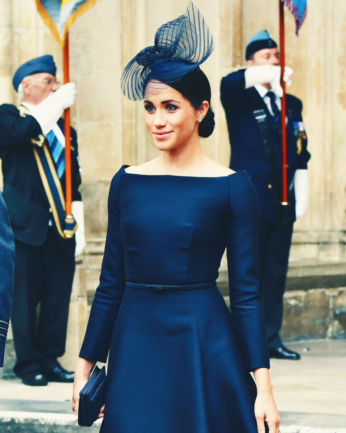 Meghan Markle Is Dealing With British High-Society Nonsense