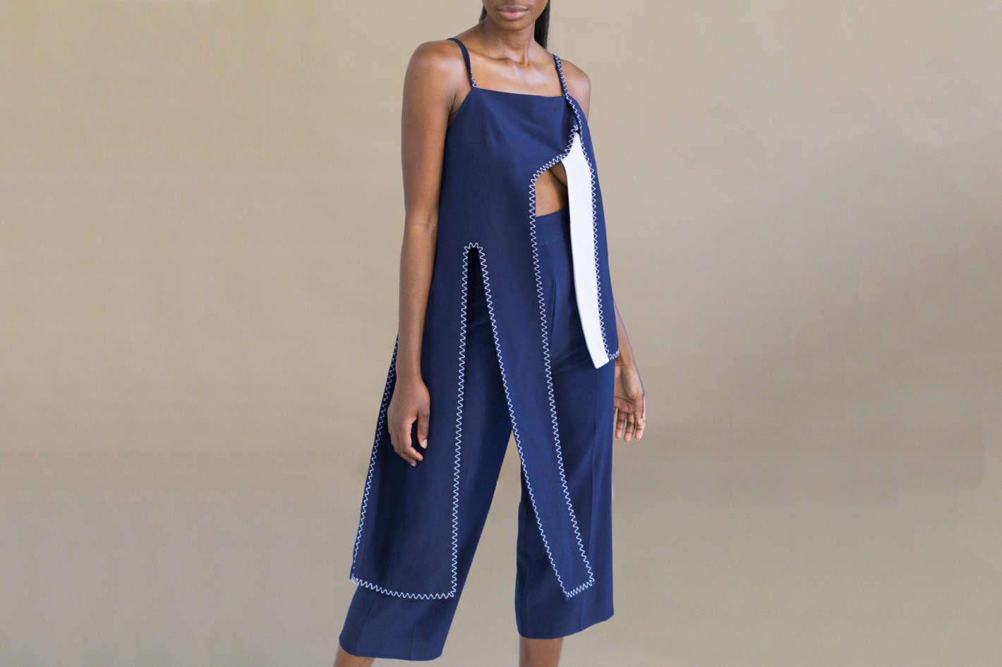 MmusoMaxwell Asymmetrical Camisole Top