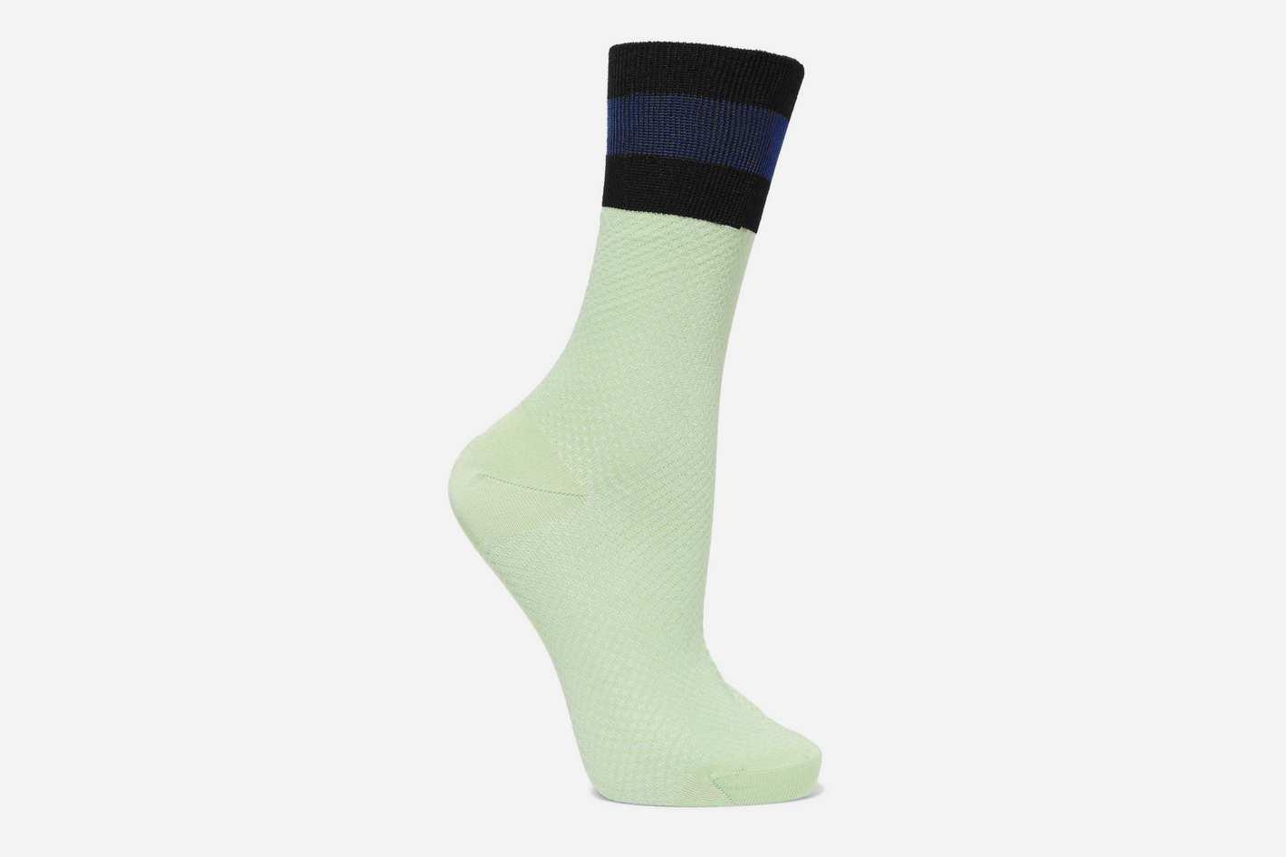 Maria La Rosa Cotton-Blend Socks